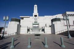 Limite di Salt Lake City fotografia stock libera da diritti