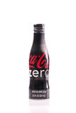 Limited Edition Coca Cola Zero Stock Image