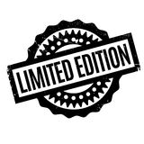 Limited Edition rubber stamp Royalty Free Stock Images