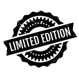 Limited edition stamp Royalty Free Stock Image