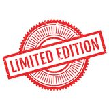 Limited edition stamp Royalty Free Stock Images