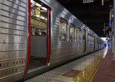 Limited express in Fukuoka Royalty Free Stock Photo