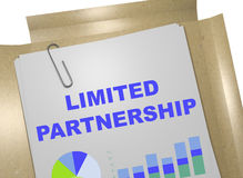 Limited Partnership concept Royalty Free Stock Image