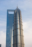Limiti della città di Schang-Hai Fotografia Stock Libera da Diritti