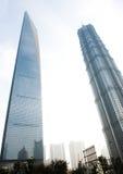 Limiti della città di Schang-Hai Immagini Stock Libere da Diritti