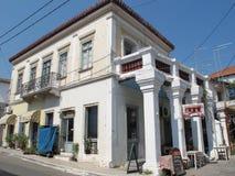 Limni in Griechenland Lizenzfreie Stockbilder