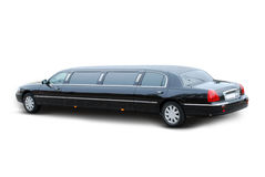 Limo Royalty Free Stock Photos