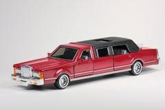 Limo di stirata del Cadillac immagini stock
