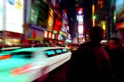 limo new square times york Στοκ φωτογραφία με δικαίωμα ελεύθερης χρήσης