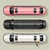Limo Set Stock Images