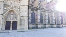 Limoges katedra w Francja zbiory wideo