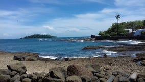 Limon, Costa Rica Images libres de droits