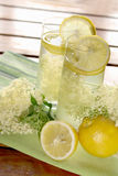 Limonada de Elderflower Imagens de Stock Royalty Free