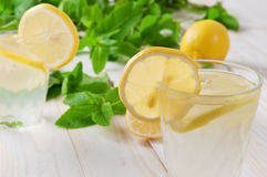 Limonada de refrescamento Fotos de Stock