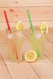 Limonada del verano Imagen de archivo