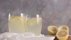 Limonada fría almacen de video