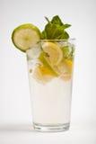 Limonada fresca fría Imagen de archivo libre de regalías