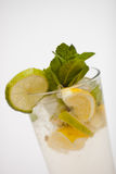 Limonada fresca fria Foto de Stock Royalty Free
