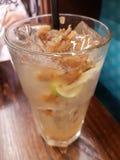 Limonada salgado vietnamiana igualmente conhecida como Chanh Muoi Imagens de Stock Royalty Free