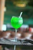 Limonada verde foto de archivo libre de regalías