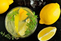 limonade lizenzfreie stockfotografie