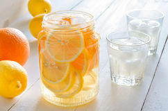 limonade lizenzfreie stockfotos