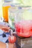 limonade Stock Foto