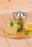 Limonade d'été Photos stock