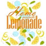Limonade de Homе illustration libre de droits