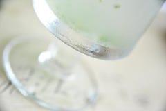 Limonade der frischen Minze Lizenzfreies Stockbild