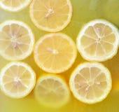 Limonade-Hintergrund Lizenzfreie Stockfotos