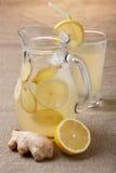 Limonade indienne Image libre de droits