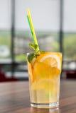 Limonade mit frischer Zitrone Lizenzfreies Stockfoto