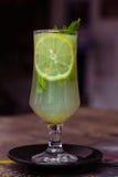 Limonade und Minze Lizenzfreies Stockbild