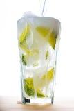 Limonadengetränk stockfotos
