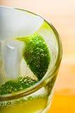 Limonadengetränk lizenzfreies stockbild