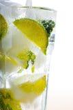 Limonadengetränk stockfotografie