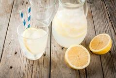Limonata acida e dolce classica Immagine Stock Libera da Diritti