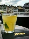 Limonata-fatta in der Casa Stockbild