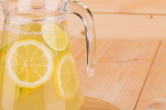 Limonata fresca Fotografia Stock Libera da Diritti