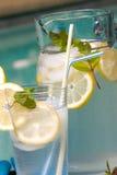 Limonata ghiacciata Fotografia Stock Libera da Diritti