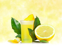 Limoncello Royalty Free Stock Photos