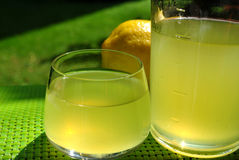 Limoncello Stock Photo