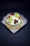 Limoncello-Kuchen Lizenzfreie Stockbilder