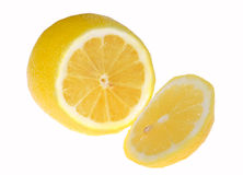 Limone 2 Immagini Stock Libere da Diritti