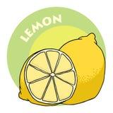 Limone Royalty Illustrazione gratis