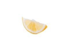 Limone affettato Fotografia Stock