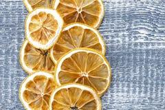 Limone asciutto immagine stock