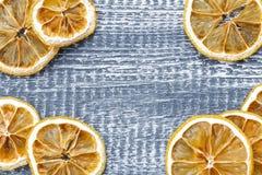 Limone asciutto fotografie stock