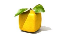Limone cubico royalty illustrazione gratis